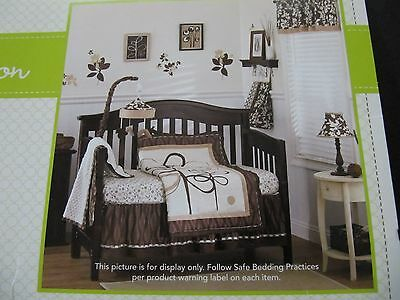 CoCaLO BEDDING SET OR REMOVABLE APPLIQUES  NEW IN PACKAGING  PEWTER COLLECTION