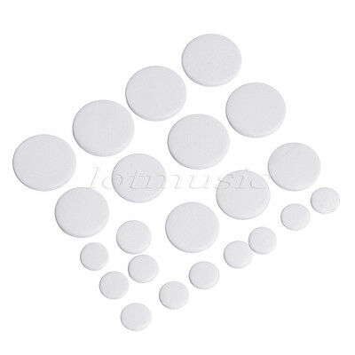 Deluxe Bassoon Pads Top Grade 24pcs White Leather Pads Bassoon instrument