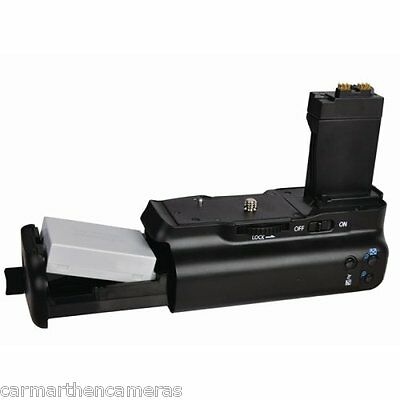 HC-600D Pro Battery Grip - for use with Canon EOS 550D and 600D