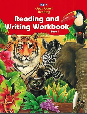 Open Court Reading Level 1, Bk. 1 by MGH (2002, Hardcover, Workbook)