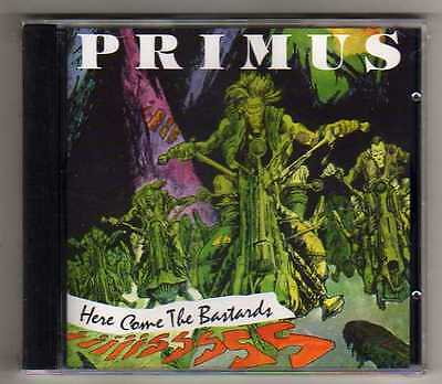 PRIMS - HERE COME THE BASTARDS - CD LIVE EU '92  NO CDr RARO SEALED MINT