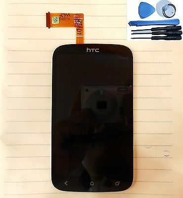 Original LCD Display Assembly and Touch Screen for HTC Desire X /T328E