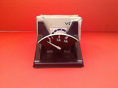 Mercedes W109 and W109 VDO gas gauge. Brand new in box
