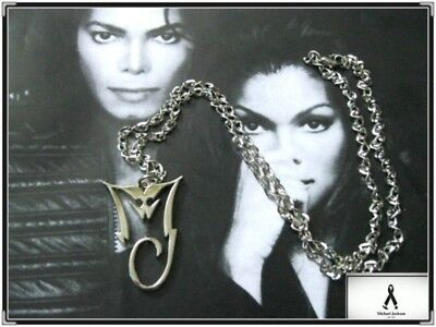 Michael Jackson MJ Style Big Necklace Free Shipping