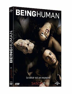 Being Human, Integrale Saison 2  Neuf Sous Cello