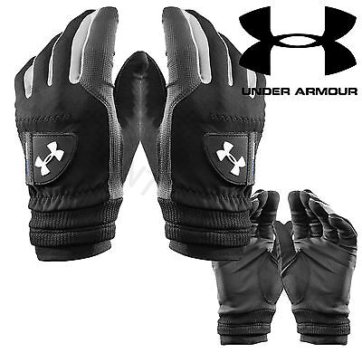 Under Armour 2016 Men's ColdGear® Winter Golf Playing Gloves Pair