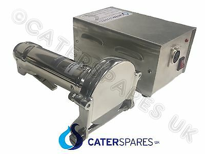 Commercial Electric Kebab Knife Doner Meat Slicer Cutter Fast Food Takeaway