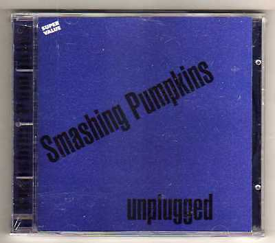 SMANSHING PUMPKINS - UNPLUGGED - CD LIVE EU 1994-  NO CDr RARO SEALED MINT