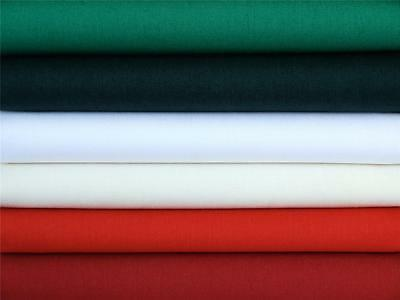 CHRISTMAS plain red white green 100% COTTON fabric for patchwork bunting gifts
