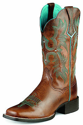 ARIAT - Women's Tombstone - Sassy Brown - ( 10008017 ) - New