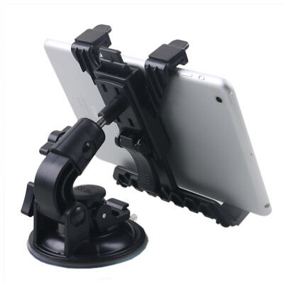 "Universal Car Windshield Mount Holder Bracket For Ipad Galaxy Etc 7""-10"" Tablet"