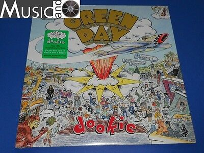 Green Day - Dookie - LP  SIGILLATO