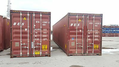 Shipping Storage Cargo Containers 40'hc In Miami... Best Price Guarantee