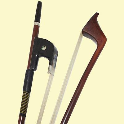 DOUBLE BASS BOW New High Quality 4/4 German Style  FREE SHIPPING