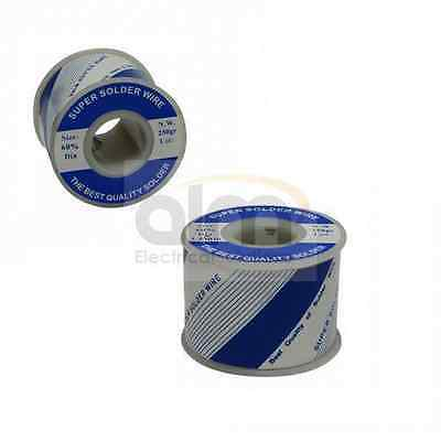 Flux Core Solder - Soldering Wire Various Sizes & Lengths Available 1.2mm 2.0mm