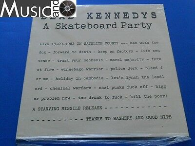 Dead Kennedys - A Skateboard party - LP NUOVO