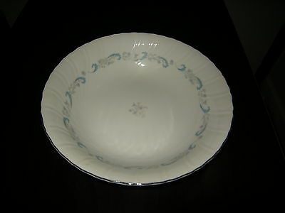 "CAMELOT FINE CHINA ""GRACIOUS 1990"" ROUND VEGETABLE BOWL ~JAPAN"