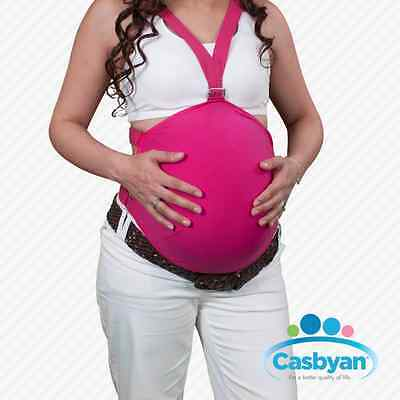Maternity Support, pregnancy cradle, girdle, baby