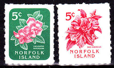 1995 Norfolk Island Booklet Stamps MUH