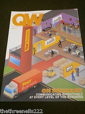 Quality World - Communicating Effectively - May 2013
