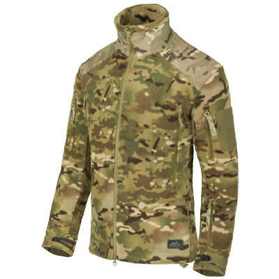 Helikon Tex Liberty Heavy Fleece Jacket Camogrom Outdoor Jacke