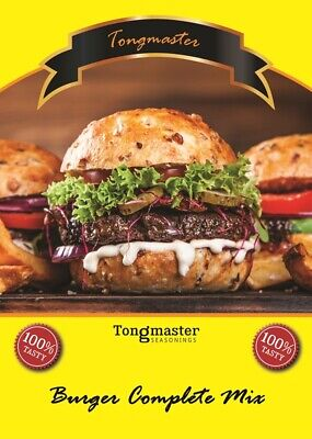 Big Texan Burger Complete Mix - 500g (10kg Batch)