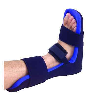 NIght splint dorsal Ultra Lightweight and soft lining for Plantar fasciitis BNIB