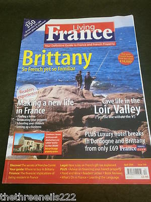 Living France - Brittany - April 2004