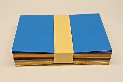 100gsm C6 GREETING CARD ENVELOPES. PREMIUM QUALITY. 12 POPULAR COLOURS AVAILABLE
