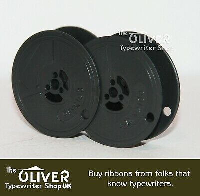 Oliver No. 20 Black Typewriter Ribbon for Oliver British made Manual Machine • EUR 4,39