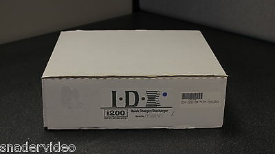 IDX i200 Dual Quick charger-Discharger - Used