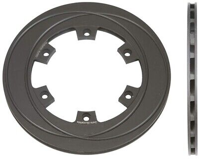 200 x 12mm Vented Brake Disc with Wiper Groove UK KART STORE