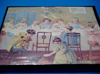 Invitations Childrens Party Victorian Greetings Reproductions New In Pkg of 8