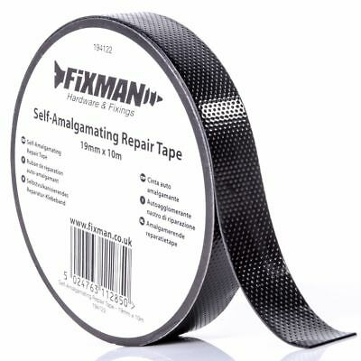 Self Fusing Amalgamating Silicone Rubber Tape waterproof  19mm x 10mtr