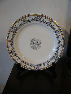 Vintage Possibly Antique Wedgwood Imperial Porcelain Sylvia Pattern Plate 9 3/4""