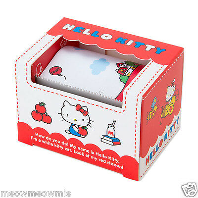 Hello Kitty Long Roll Sticky Note Memo Paper (6 Meter) Sanrio