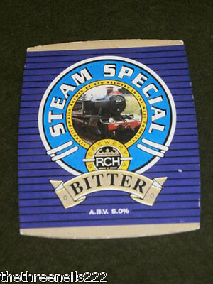 Beer Pump Clip - Steam Special Bitter