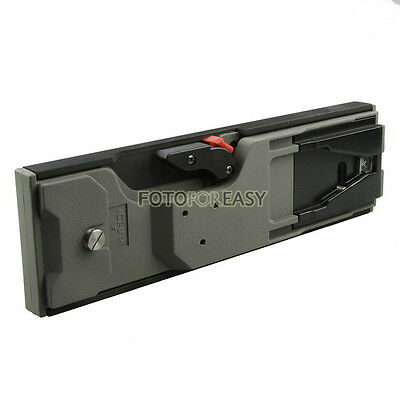 NEW Tripod Quick Release Plate VCT-U14 V-lock For SONY Video XDCAM DVCAM HDCAM