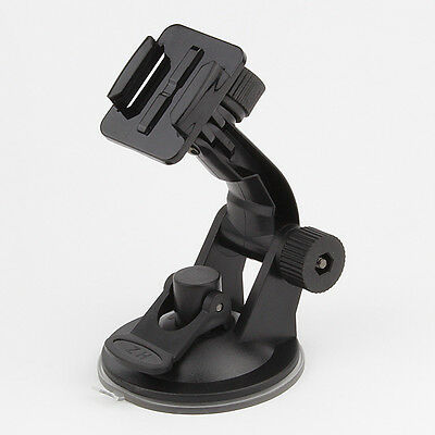 Car Windshield Vacuum Suction Cup Mount Stand for GoPro Hero 2 3+ 4 5 6 7 Camera
