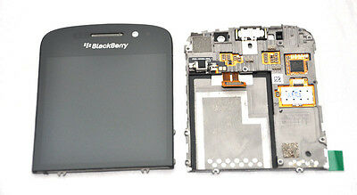 New BlackBerry Q10 LCD Screen Display and Digitizer Touch Screen Black