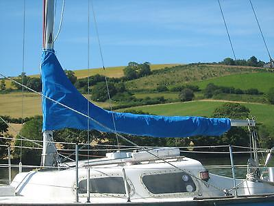 Sail Cover - Mainsail Boom Cover 11-12ft **BRAND NEW**
