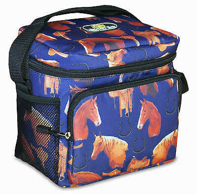 Horse Lunch Cooler HORSES LUNCH BOX LUNCHBOX BAGS - A BEST HORSE LOVER GIFT