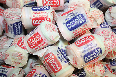 Wafer Rolls Original From Necco, 1Lb