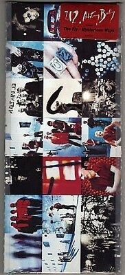 U2 - Achtung  Baby - Cd Longbox - Usa Sigillato - Mint Sealed Digipack