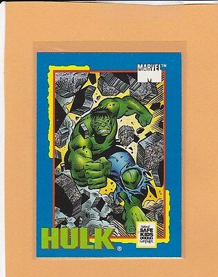 1991 IMPEL MARVEL PROMO THE HULK *46432