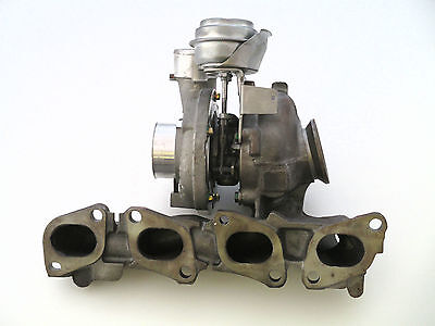 Turbocharger Alfa-Romeo 159 1,9 JTDM (2005- ) 150 Hp / 110 Kw
