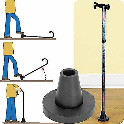 CANE TIPS SELF STANDING , USA PATENTED, FREE SHIPPING, 2 cane tips for $25.95