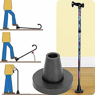 Cane Tip, Self Standing Best Value Usa Patented. Free Shipping