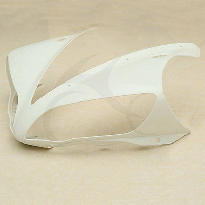Upper Front Fairing Cowl Nose For YAMAHA YZF R1 YZFR1 YZF-R1 2004 2005 06 New