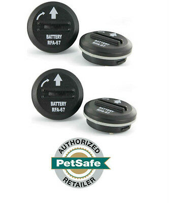 4 Petsafe RFA-67D-11 RFA-67 6 Volt Battery Module 4 Pack - Full USA Warranty
